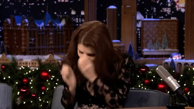 Watch this awkward GIF by The GIF Smith (@sannahparker) on Gfycat. Discover more anna kendrick, awkward, impression, kristen stewart, tonight show GIFs on Gfycat