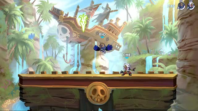 Watch and share Brawlhalla GIFs by RiotS on Gfycat