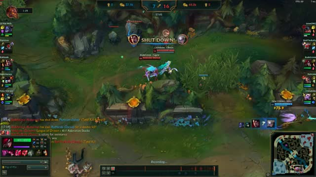 Watch and share Katarina GIFs and Kat GIFs by Bade on Gfycat
