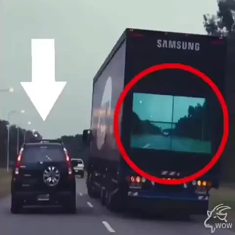 Watch and share See Through The Truck GIFs by skydiver on Gfycat