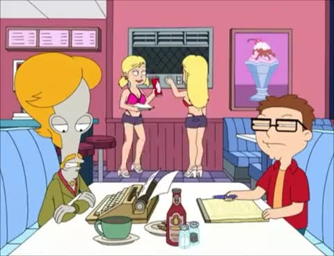 Watch and share American Dad GIFs and Sexual GIFs on Gfycat
