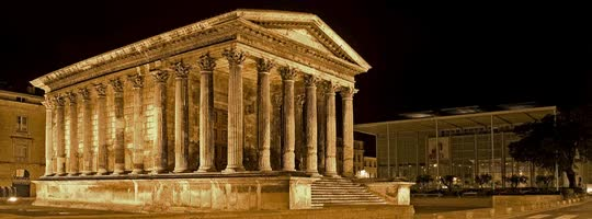 Watch historic-maison-carree.gif GIF on Gfycat. Discover more related GIFs on Gfycat