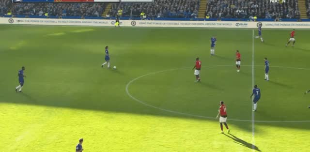 Watch and share David Luiz Short Pass Vs Manchester United GIFs by FIFPRO Stats on Gfycat