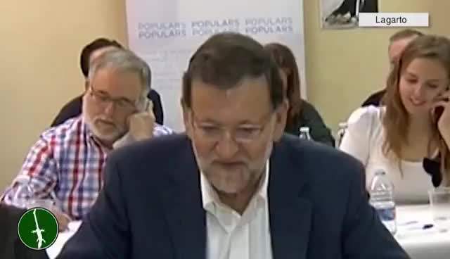"""Watch RAJOY """"CUANTO PEOR MEJOR PARA TODOS"""" AUTOTUNE REMIX by @ivanlagarto GIF on Gfycat. Discover more related GIFs on Gfycat"""