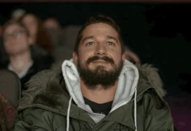 Watch and share Shia Labeouf GIFs by Reactions on Gfycat