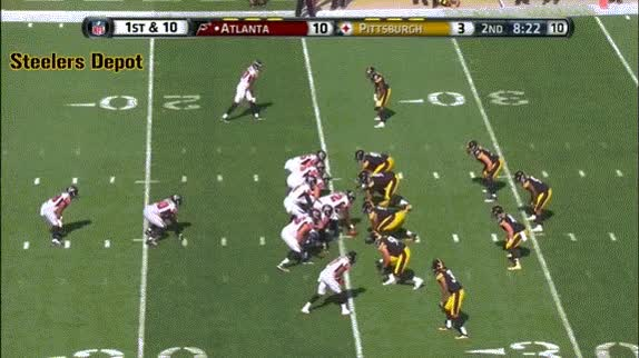 Watch and share Walton-falcons-1 GIFs on Gfycat