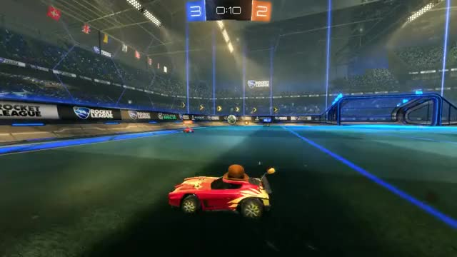 Watch and share Rocket League GIFs and Busty Blonde GIFs by windeko on Gfycat