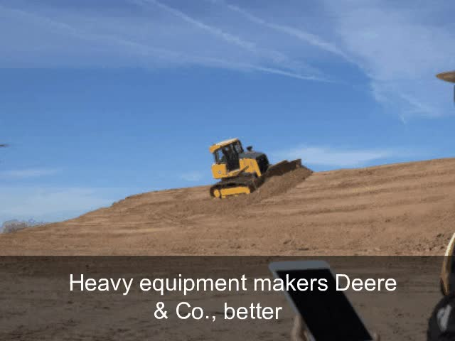 Watch and share John Deere Partners With Kespry To Bring Drones And Aerial Data To Construction And Forestry GIFs on Gfycat