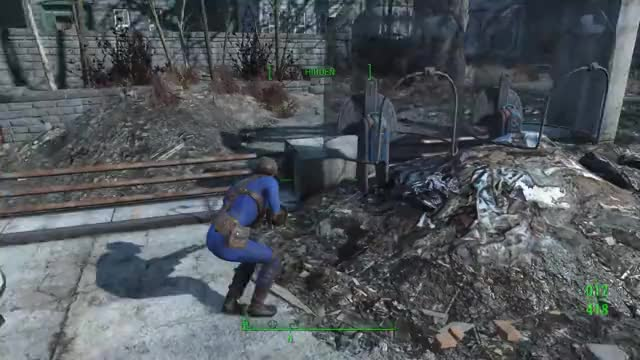 Watch and share Fallout 4 - Deadly Car GIFs on Gfycat