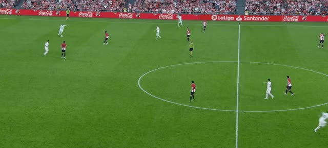 Watch and share Sergio Ramos Pass Vs Bilbao 18-19 GIFs by FIFPRO Stats on Gfycat