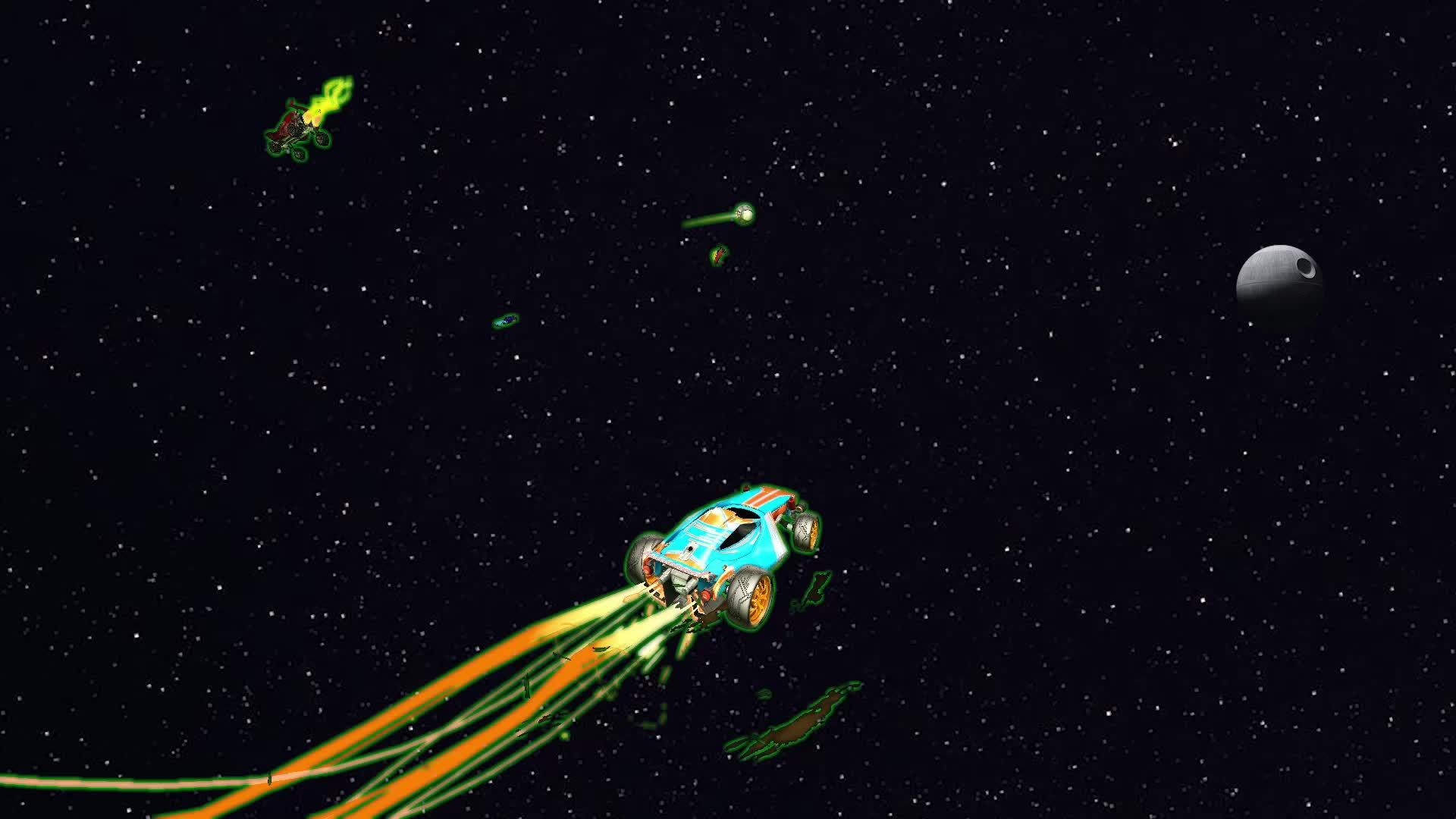 Rocket League, Star Wars, Rocket Wars GIFs