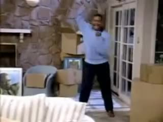carlton dance, celebrate, celebration, happy, happy dance, qsmarqu, A Ultima dança de Carlton Banks e Will Smith. (Ultimo Episodio) Nostalgia GIFs
