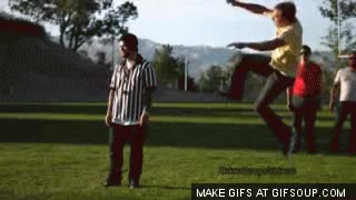 Watch Jackass head kick GIF on Gfycat. Discover more related GIFs on Gfycat