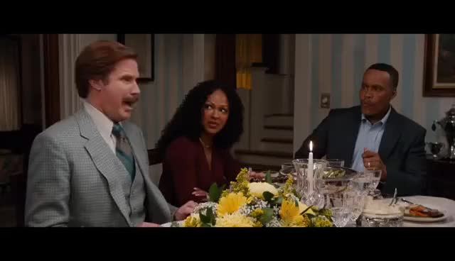 Watch this ron burgundy GIF on Gfycat. Discover more anchorman 2, ron burgundy, will ferrell GIFs on Gfycat