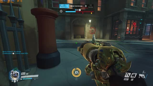 Watch 6000IQ jumper GIF by @thaphoenix on Gfycat. Discover more Overwatch GIFs on Gfycat