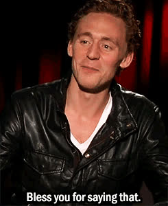 Tom Hiddleston, bless, blessyou, Bless you GIFs