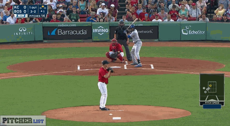 askscience, baseball, [GIF] It can be hard to catch Steven Wright's Knuckleball (more GIFs in comments) (reddit) GIFs