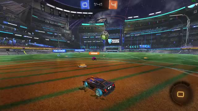 Watch and share Rocket League (32-bit, DX9, Cooked) 06 09 2018 00 32 18 GIFs on Gfycat