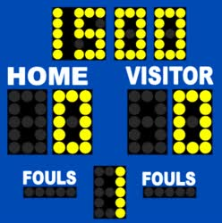 Watch Basketball scoreboard GIF on Gfycat. Discover more related GIFs on Gfycat