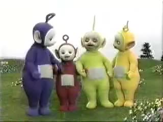 Watch and share Teletubbies GIFs on Gfycat