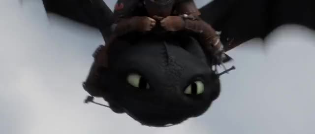 Watch this trending GIF on Gfycat. Discover more Love, dragon, hiccup, httyd, httyd2, toothless, watch GIFs on Gfycat