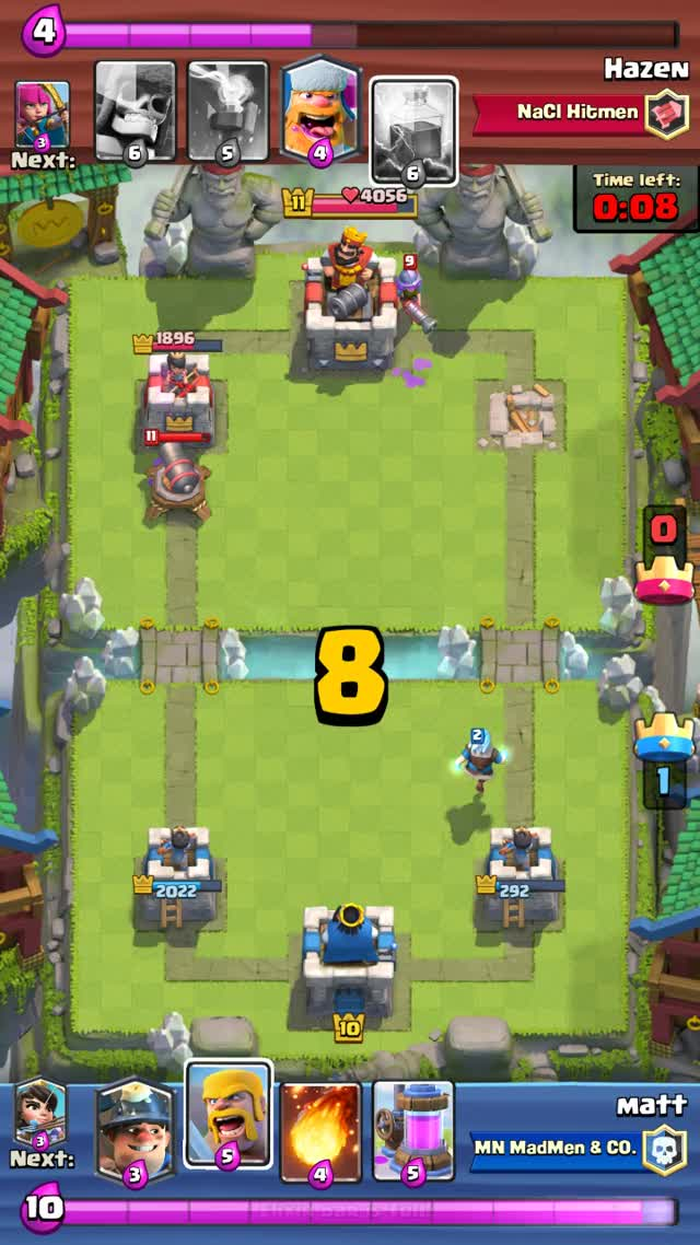 Watch Clash Royale Lighting Defense GIF on Gfycat. Discover more clashroyale, gaming, mobile GIFs on Gfycat