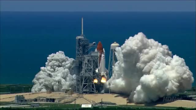 Watch Space Shuttle Launch Audio - play LOUD (no music) HD 1080p GIF by @elizadiscord on Gfycat. Discover more 121, Atlantis, Challenger, Columbia, Discovery, Endeavor, Enterprise, STS, Shuttle, Space GIFs on Gfycat
