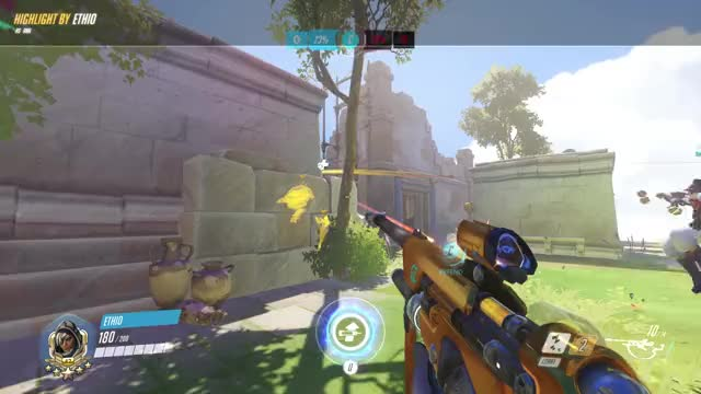 Watch and share Highlight GIFs and Overwatch GIFs by Ethio on Gfycat
