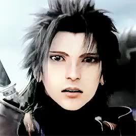 Watch and share Final Fantasy Vii GIFs and Crisis Core GIFs on Gfycat