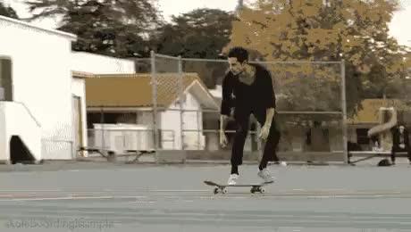 Watch and share Skateboarding Gif GIFs and Thrasher Magazine GIFs on Gfycat