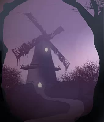 Creepy mill GIFs