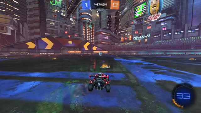 Watch and share Rocket League GIFs by missile1337 on Gfycat