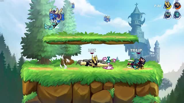 Watch and share Brawlhalla GIFs and Lance GIFs on Gfycat