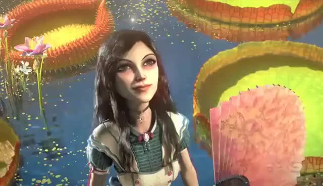 Watch Alice GIF on Gfycat. Discover more AmericanMcGee EletronicArts AliceMadnessReturns AliceLiddell GIFs on Gfycat