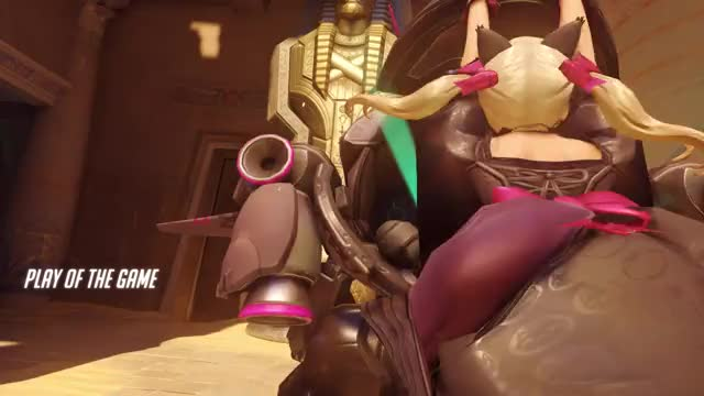 Watch and share Mystery Heroes GIFs and Overwatch GIFs by artemis8219 on Gfycat