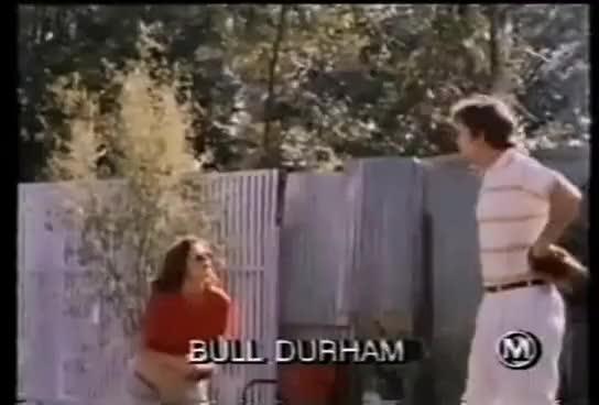 Bull Durham Garter Belt