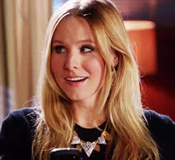 kristen bell, 🔕 bell with slash GIFs