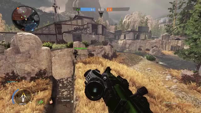 Watch and share Mega - Kraber Re45 Homestead 032917 GIFs by freedom85 on Gfycat