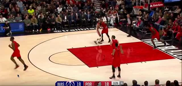Watch and share Beal PnR Scoring.mov GIFs on Gfycat