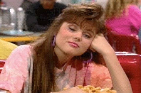 Tiffani Thiessen,  GIFs