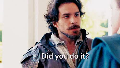 Watch and share The Musketeers GIFs and Treville GIFs on Gfycat