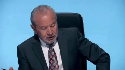 Watch gallery the apprentice lord sugar sigh GIF on Gfycat. Discover more related GIFs on Gfycat