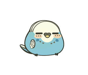 budgie by chan GIFs