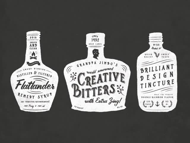 Watch and share Dribbble Tinctures GIFs on Gfycat