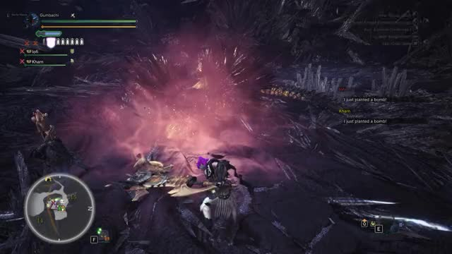 Watch Destroyed Nerg GIF by Gumbachi (@gumbachi) on Gfycat. Discover more monsterhunterworld GIFs on Gfycat