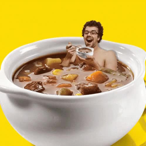 Watch and share When A Bowl Of Soup Just Isn't Enough GIFs on Gfycat