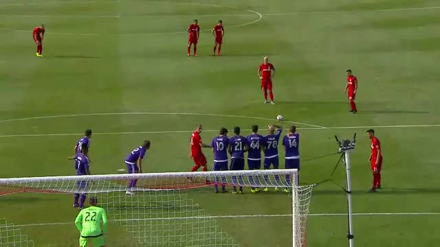 Watch and share Sebastian Giovinco Goal Vs. Orlando (Replays) GIFs by rook416 on Gfycat