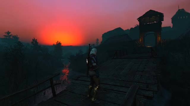 Watch Bloody Dawn GIF by @visk99 on Gfycat. Discover more dawn, witcher GIFs on Gfycat