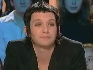Watch and share Brian Molko GIFs on Gfycat