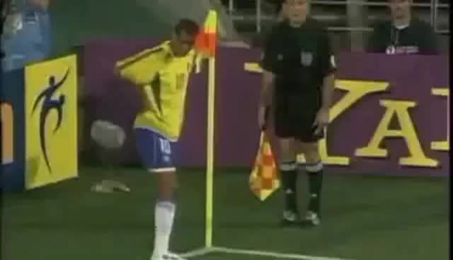 Watch Rivaldo acting fail - World Cup 2002 Oscar winning performance GIF on Gfycat. Discover more 9th, All Tags, FIFA, MTV, Reaction, Stevie, Tell, chain, crazy, cup, finger, funny, goes, knows, nobody, olympics, pain, reactions, two, wonder GIFs on Gfycat